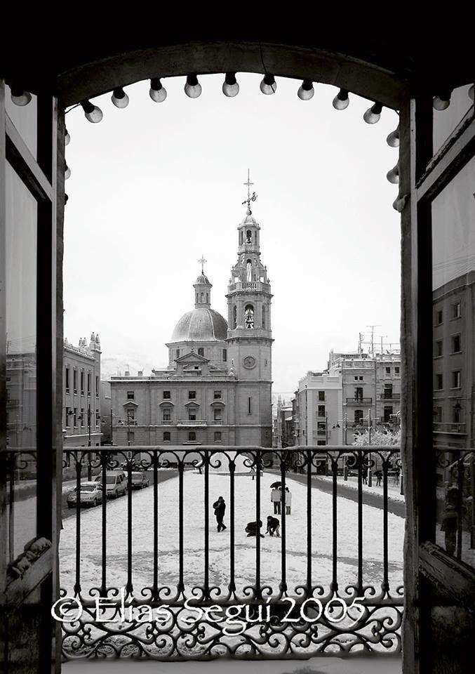 Alcoy Plaza de España