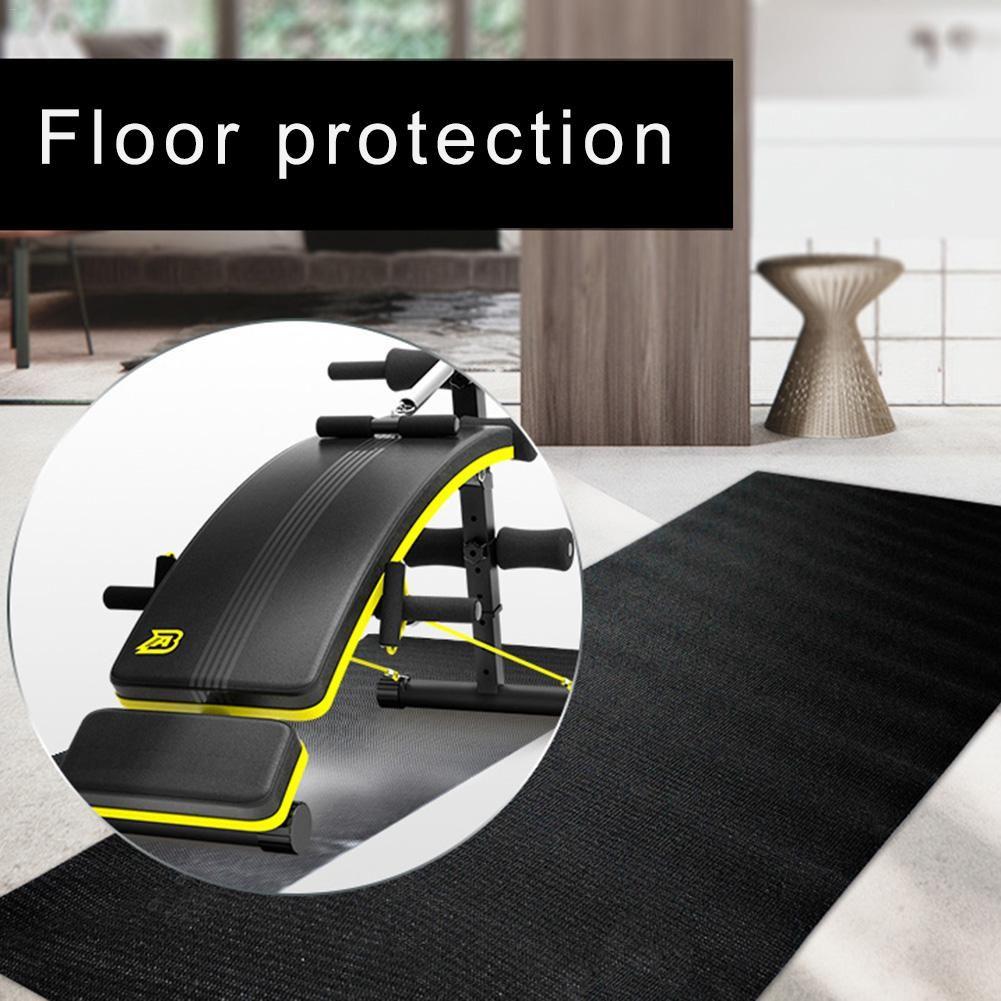 NonSlip Yoga Mat Exercise Equipment Mat Multifunctional