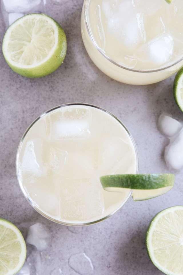 Ginger Lime Margaritas — Jessi's Kitchen