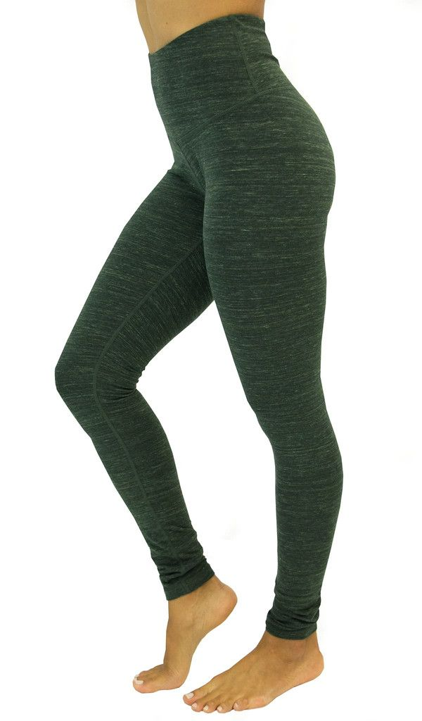 121136b018 High Waist Cotton Power Flex Leggings - Womens Pants - 90 Degree by Reflex