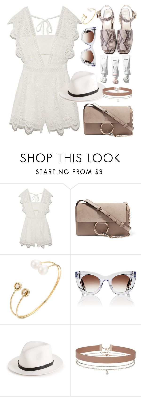 """""""Vacation done, now I can relax :)"""" by lidia-solymosi ❤ liked on Polyvore featuring Chloé, Thierry Lasry, rag & bone and Miss Selfridge"""