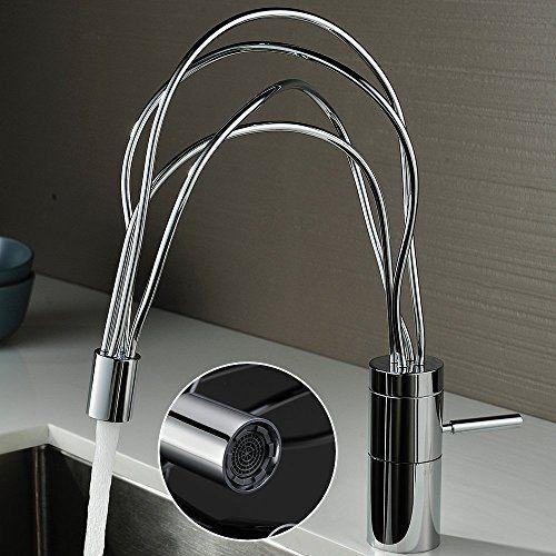 Homelody® Design Wasserhahn Küchenarmatur Modern Armatur ... Homelody  Design Wasserhahn, Entspricht Dem