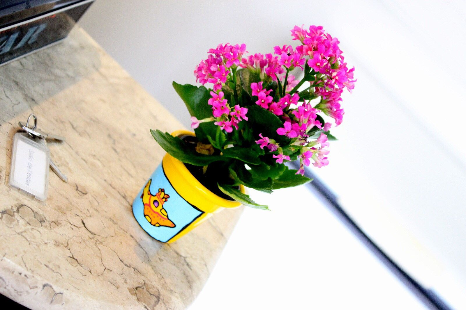 Beatles Yellow Submarine In A Flower Vase My Handcraft Projects
