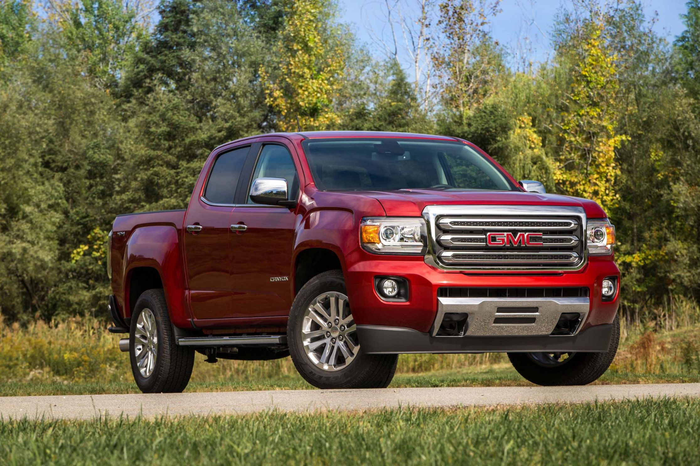 6 Image 2020 Gmc Canyon In 2020 Gmc Canyon Canyon Diesel Gmc