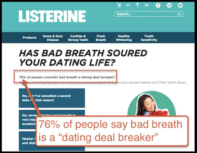 bad breath dating hook up interpretation