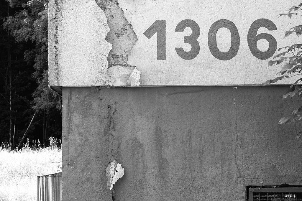 Fotografia. Edifício 1306: os vestígios da Guerra Fria