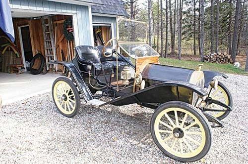 1909 Hupmobile 20