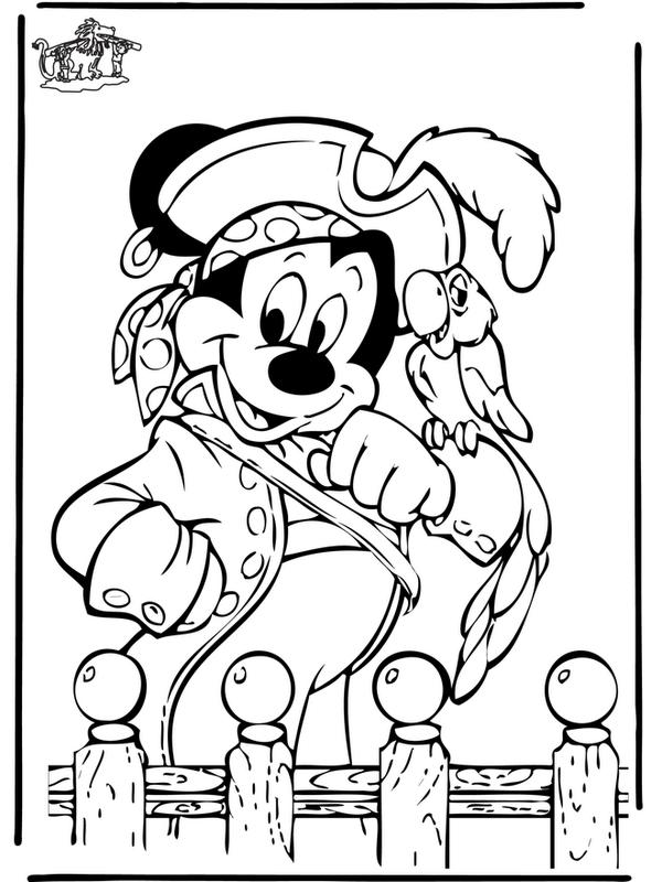 VLC peque: Dibujos animados piratas para colorear | cumple pirata ...