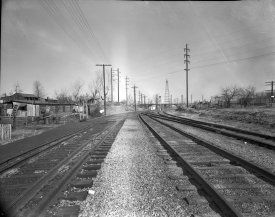 The Missouri-Pacific Railroad (Mo-Pac) tracks separated Coke Hill from Fort  Smith proper. Coke Hill (located to the left) was a slum area situated on a  ...