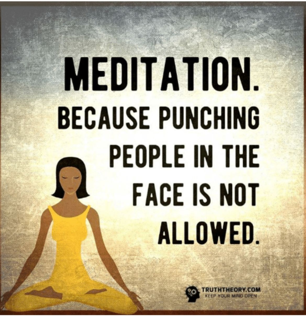Meditation | Zen quotes, Punching people, Meditation