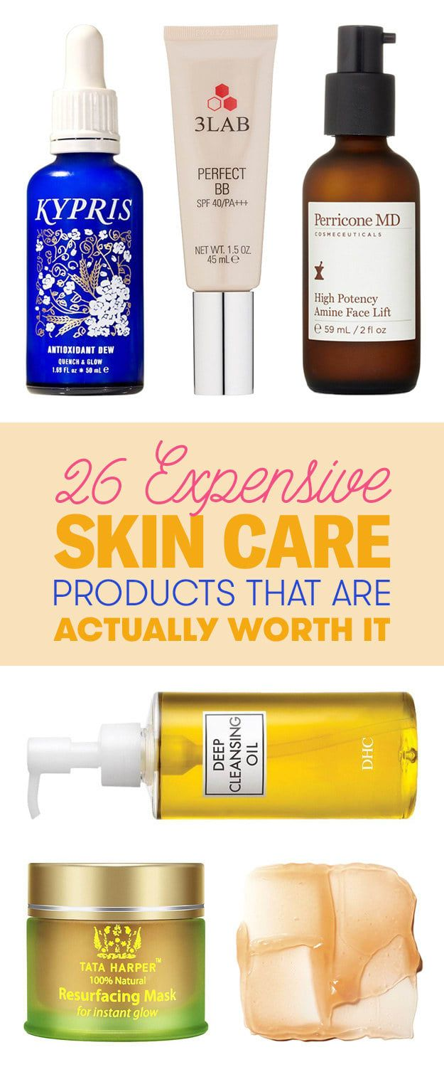 23 Expensive Skin Care Products That Are Actually Worth Your Money Expensive Skin Care Products Aging Skin Care Skin Care Secrets