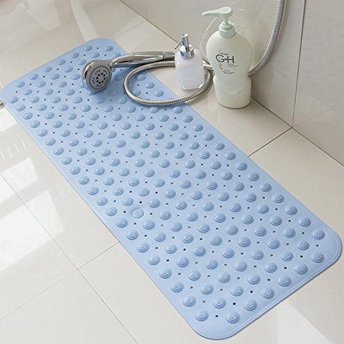 Anti Slip Anti Bacterial Bath Mat 16 Non Slip Bathroom Flooring Bathroom Mats Rugs On Carpet