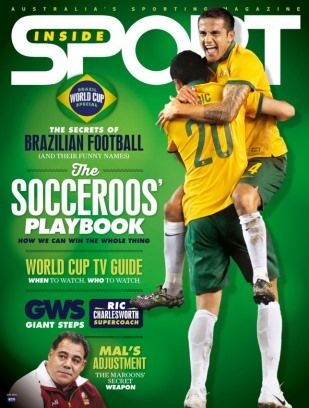 Inside Sport June 2014 edition - Read the digital edition by Magzter on your iPad, iPhone, Android, Tablet Devices, Windows 8, PC, Mac and the Web.