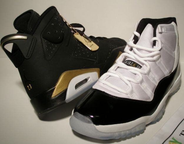 cd183c58ef3 Air Jordan 11 (XI) Retro - Defining Moments Package (DMP) - White    Metallic Gold - Black 200666666666 come backkk