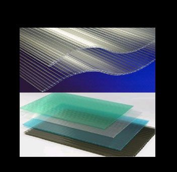 Polycarbonates Are Becoming Extremely Popular For Its Flexible Range Of Physical And Chemical Flexibility In Corrugated Sheets Polycarbonate Types Of Plastics