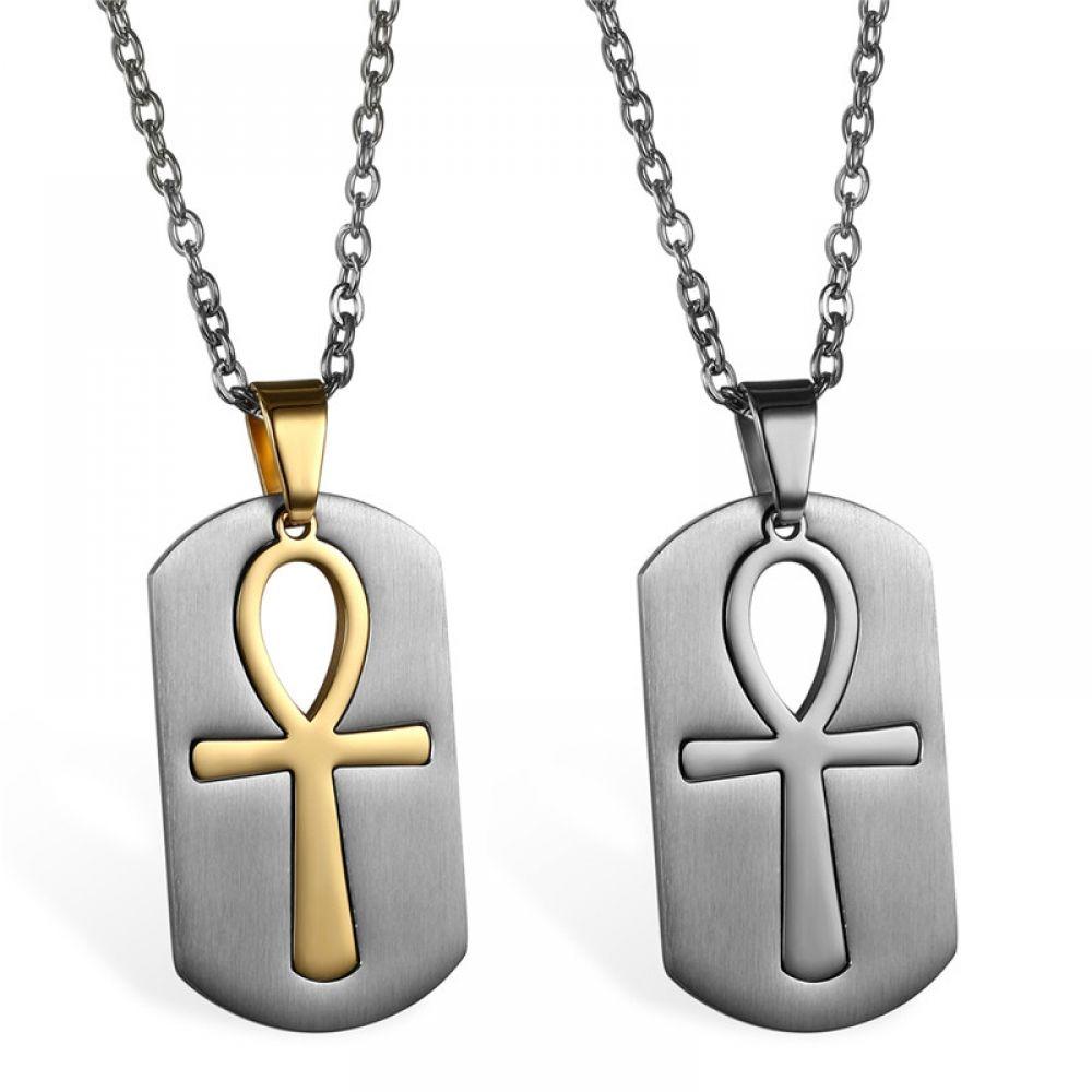 Full of Ankh Life pendant necklace