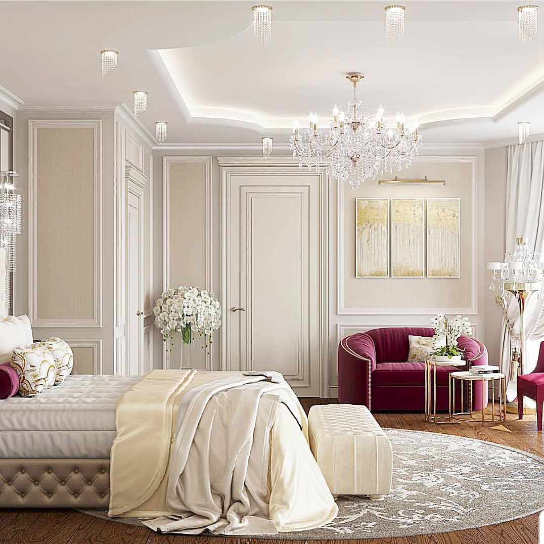 16 Relaxing Bedroom Designs For Your Comfort: How About This Bedroom For A Relaxing Space? Follow