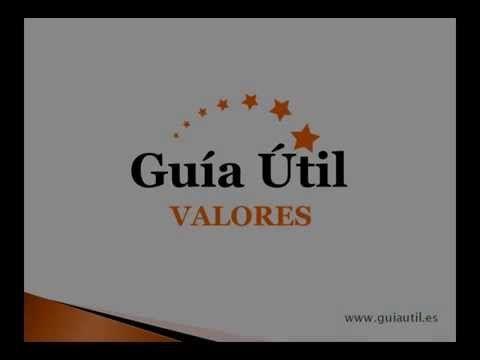 Valores - YouTube