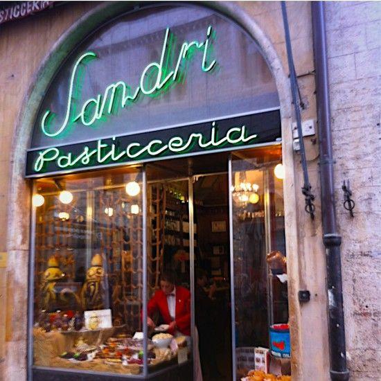 Sandri dal 1860, Perugia