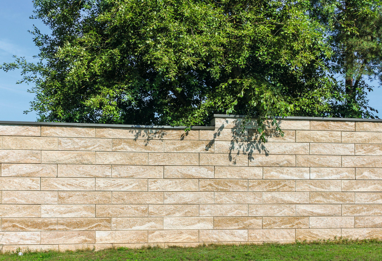 Gartenmauer Als Wirksamer Sichtschutz Gegen Nachbarn Mauer