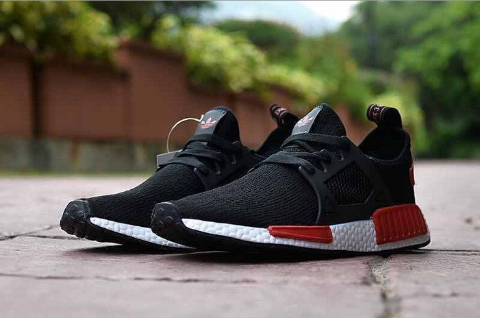 d5163157886 Free Shipping Only 69  adidas NMD XR1 Core Black Solar Red White ...