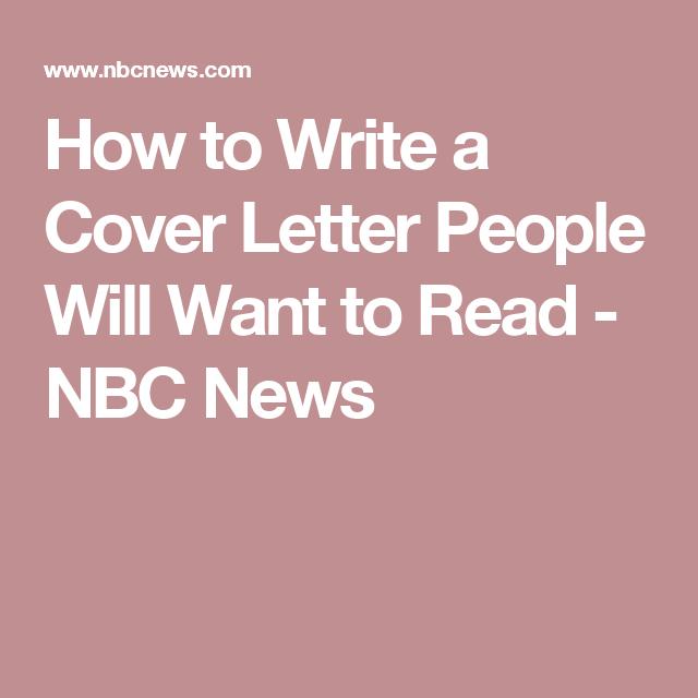 nbc cover letter - Hizir kaptanband co