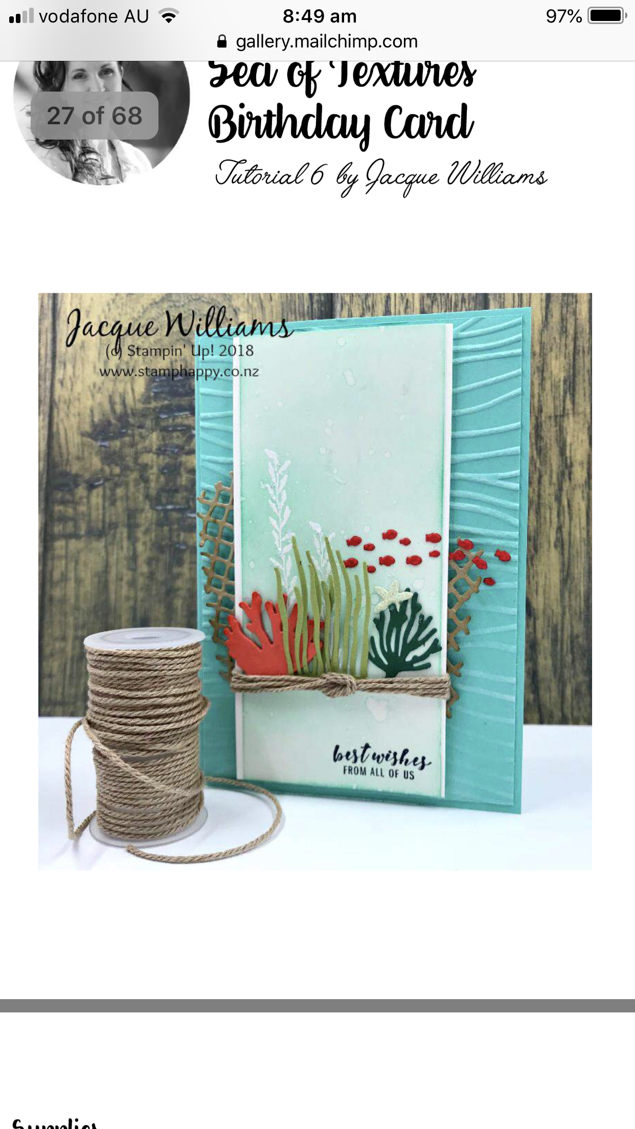 Sea of textures su annual catty pinterest sea cards
