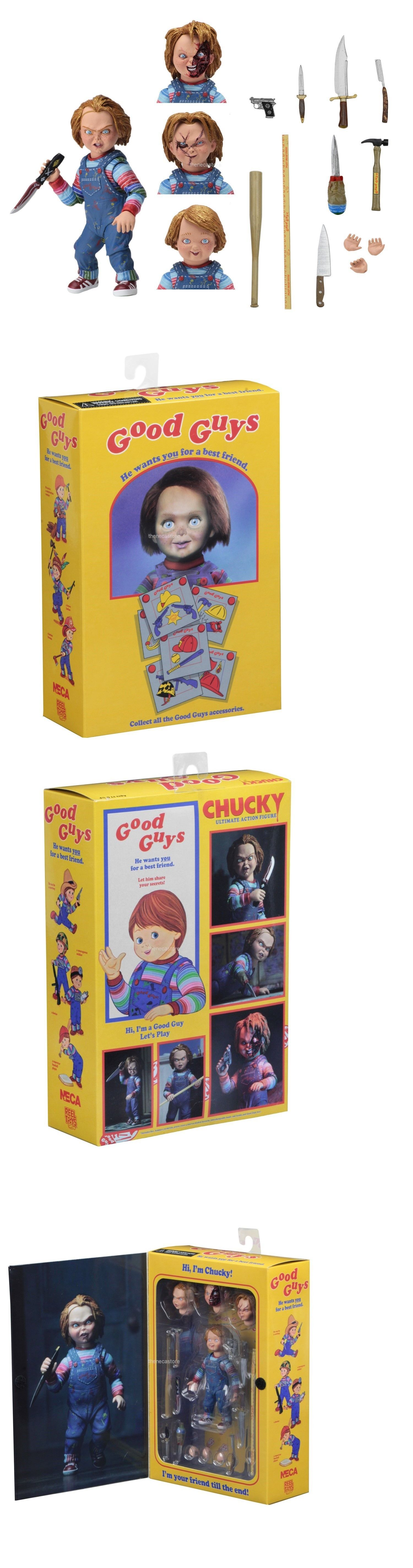 4 inch toy Chucky action figure children/'s game ultimate Chucky model toy