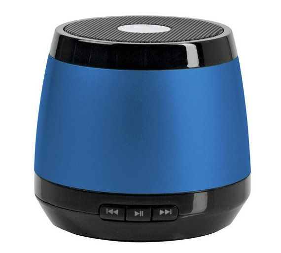 Buy Jam Classic Bluetooth Wireless Speaker - Blue at Argos