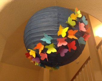 Things To Hang From Classroom Ceiling Google Search Butterfly Decorations Classroom Ceiling Decorations Classroom Ceiling