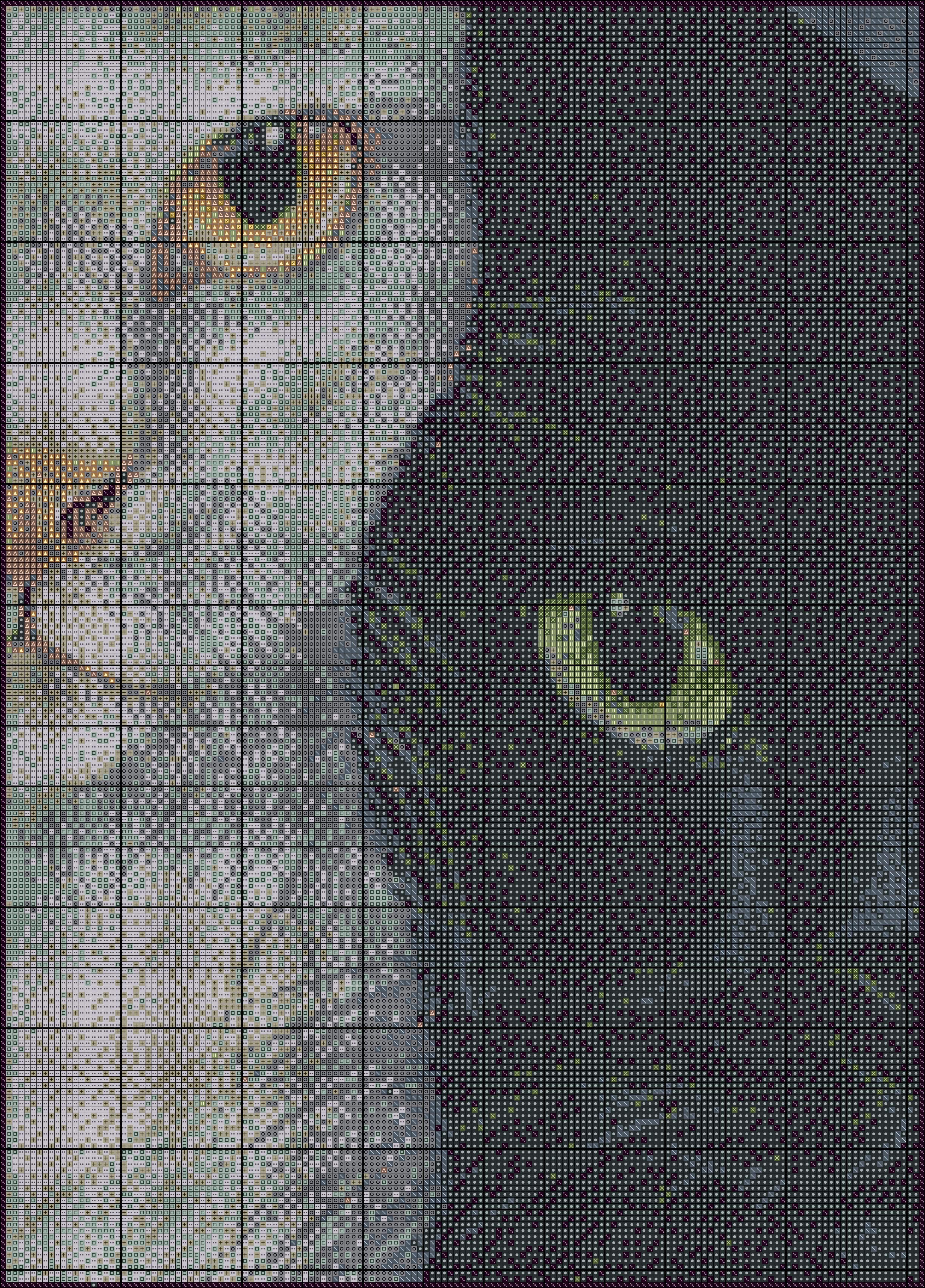 Pin von Terri Mock auf cross stitch cats | Pinterest | Kreuzstich ...