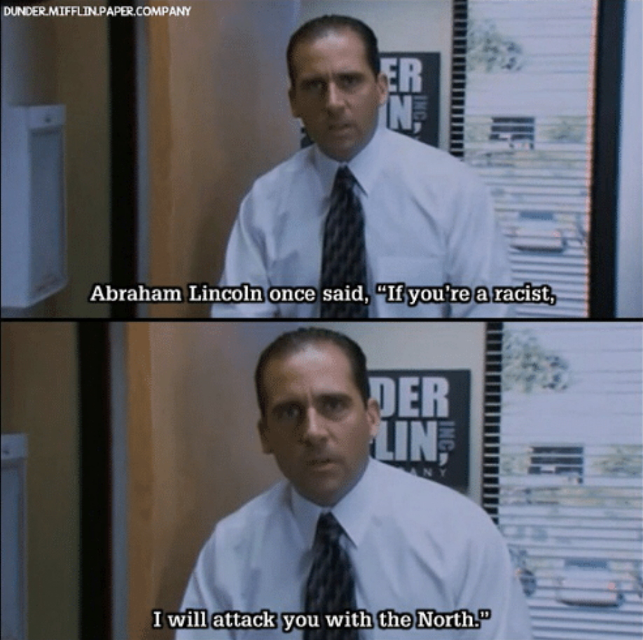 38 Times Michael Scott Had No Clue What He Was Talking About The Office Show Office Quotes Office Jokes
