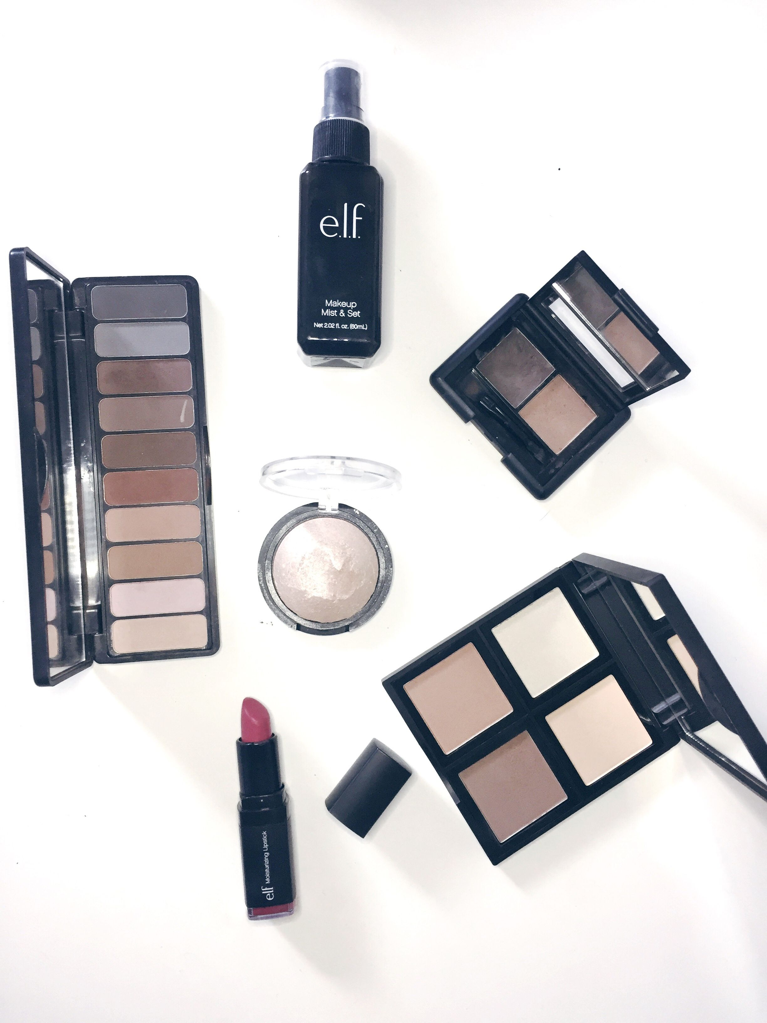 Best of Elf Cosmetics! Low Waste & Intentional Living