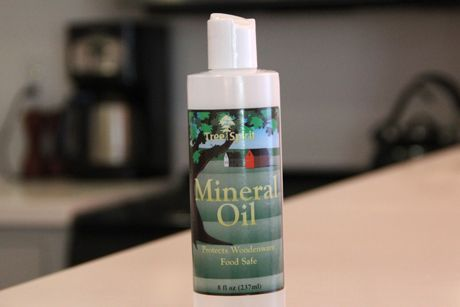 mineraloil