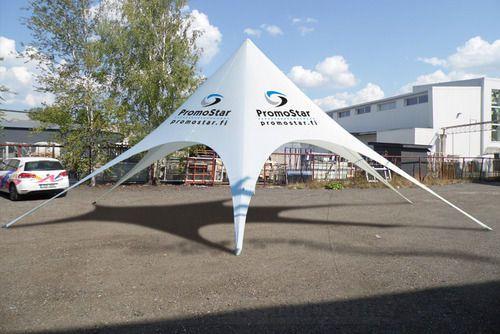 Star teltta - http://www.mainos.marketing/fi/teltat/