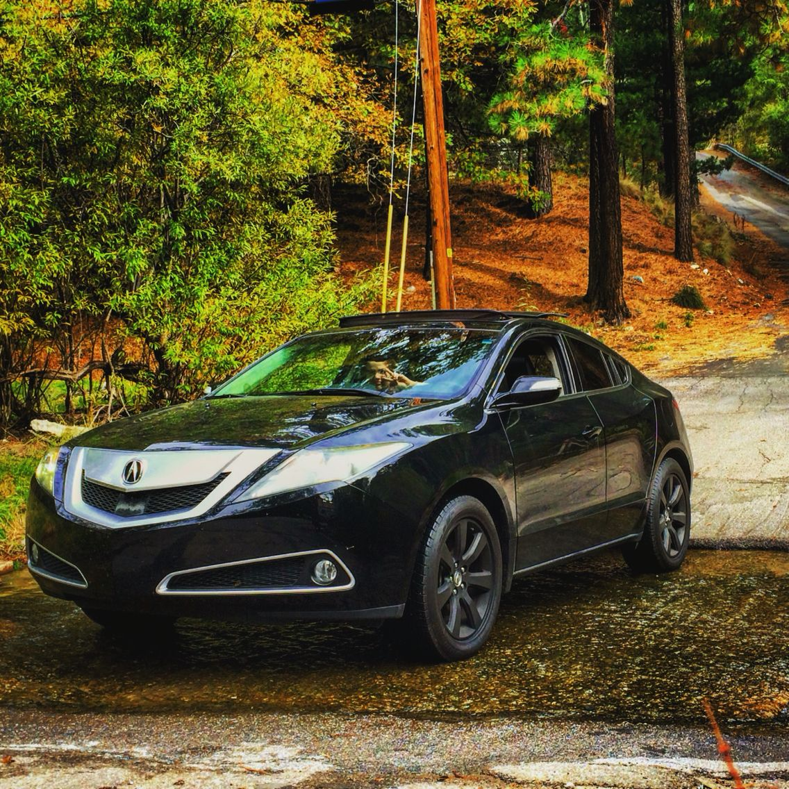 Acura ZDX (With Images)