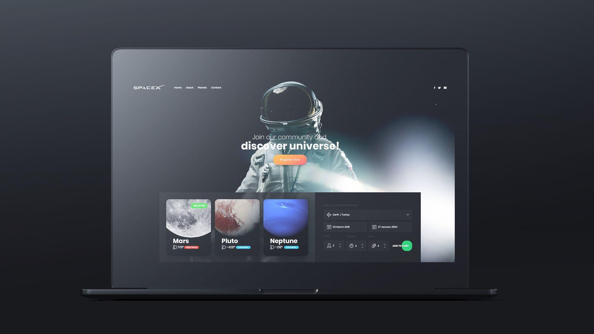 Macbook Modern Web Design Web Design Inspiration Web Design