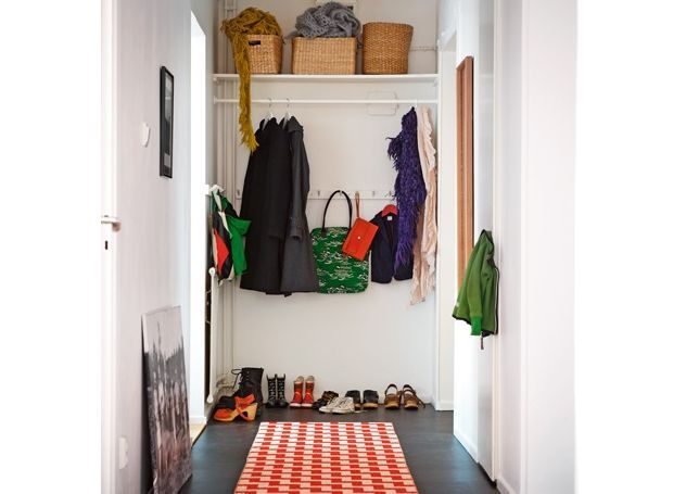 amenagement-entrees-maison-10 Mudroom Pinterest Mudroom and - amenagement hall d entree maison