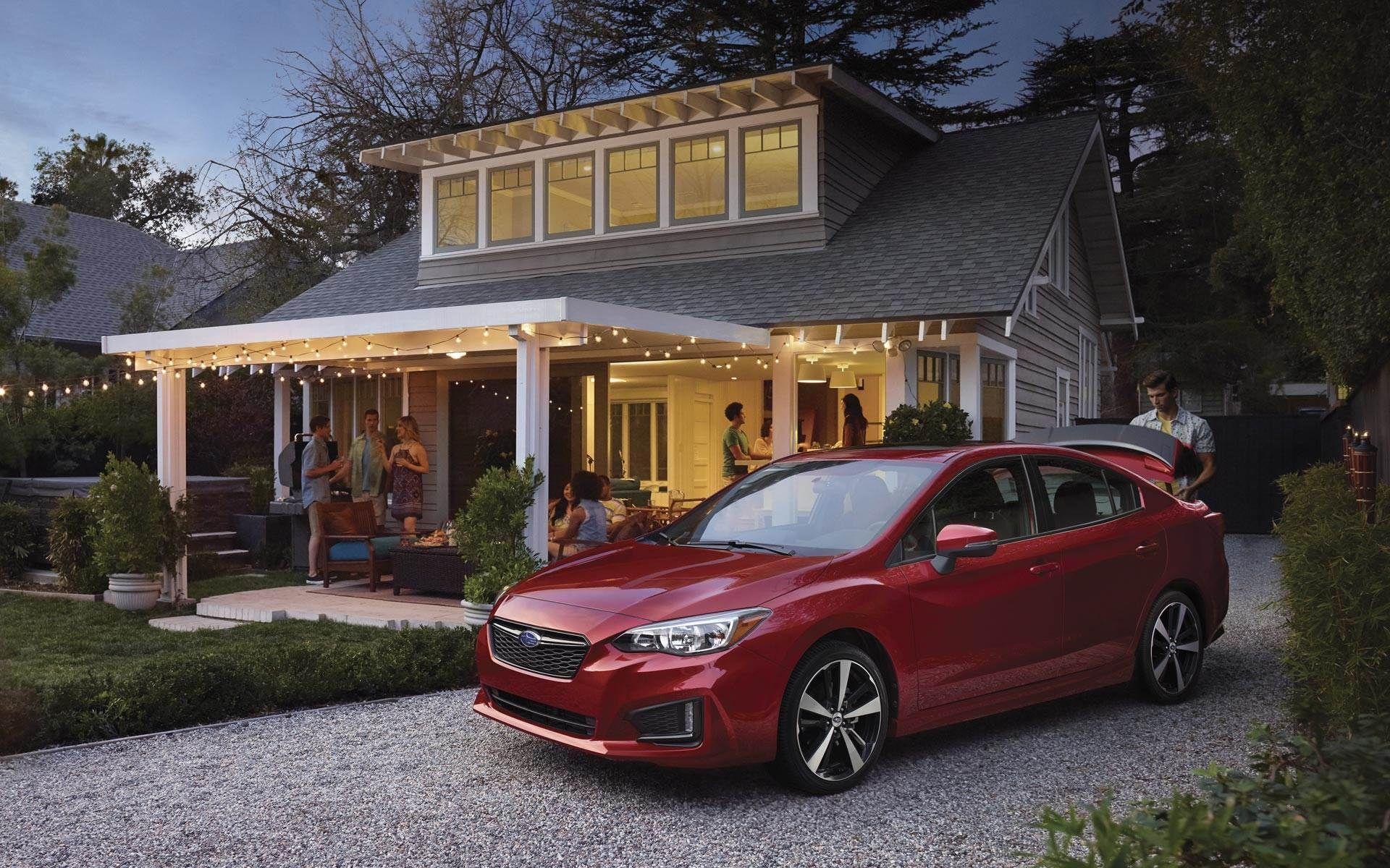 2017 Subaru Impreza Subaru Impreza Sedan Subaru Impreza Subaru Cars