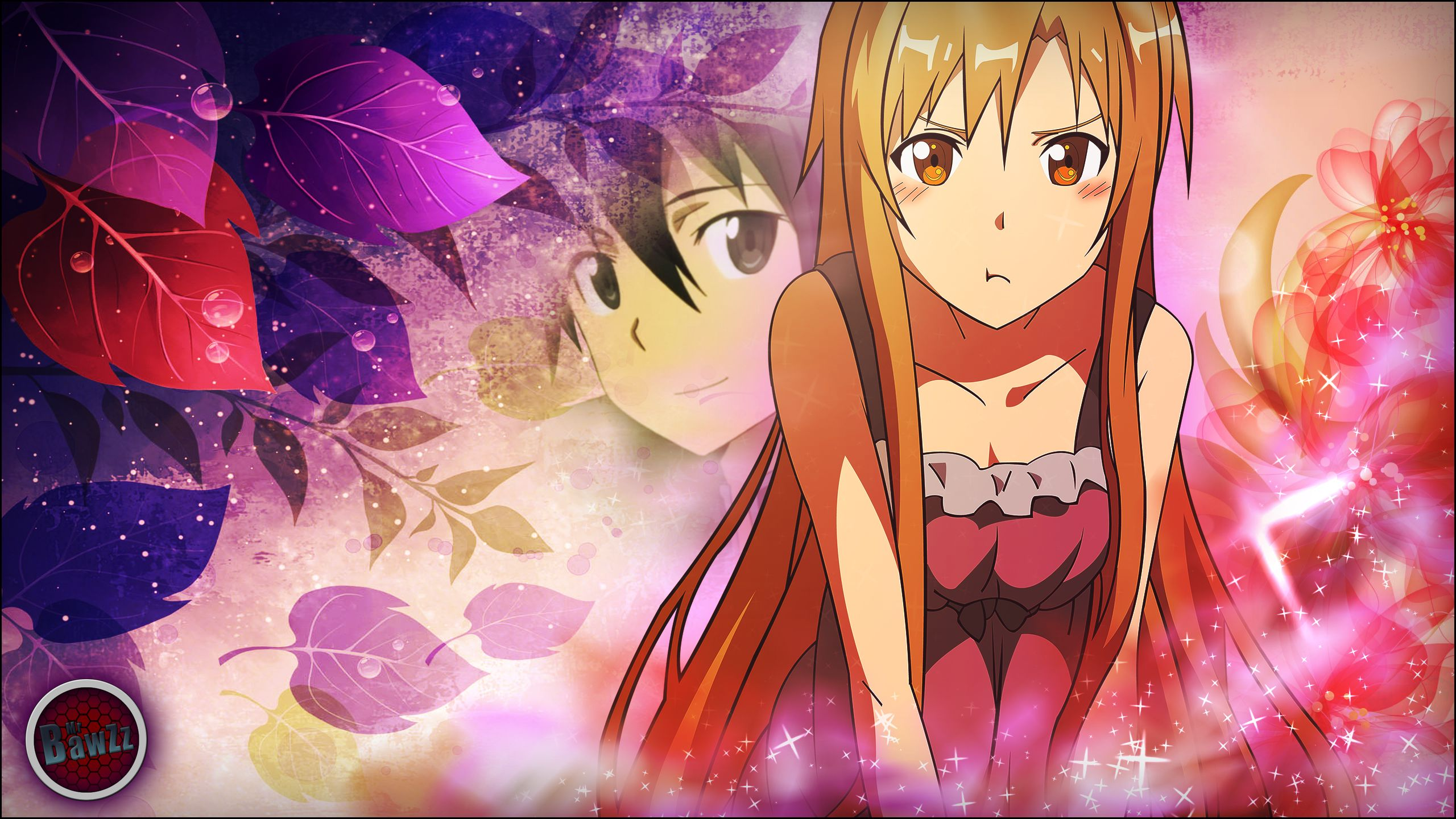 Sword Art Online Yuuki Asuna Anime Girls Wallpapers Hd Desktop