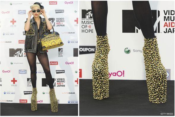 En Sus Zapatos Lady Gaga Fashion Mix Lady Gaga Shoes Lady Gaga Fashion Lady Gaga