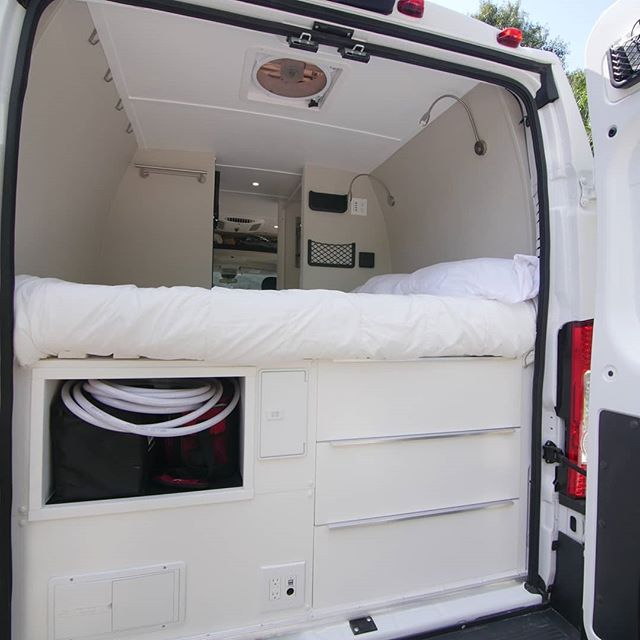 Recommended Products For A Sprinter  Promaster  Transit Van