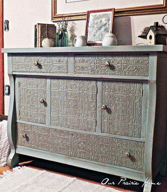 West Furniture Revival Revival Monday Features 34 Wallpaper Furniture Furniture Makeover Diy Furniture