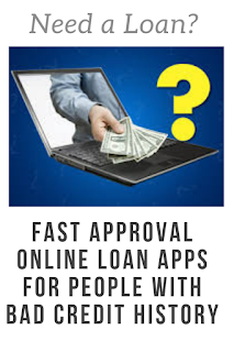 Easy Approval Online Loan Apps For People With Bad Credit Standing Online Loans Bad Credit Need A Loan