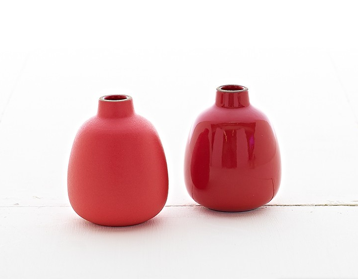 Heath Ceramics Bud Vasesgoaca Home Basics Vases Red Pinterest
