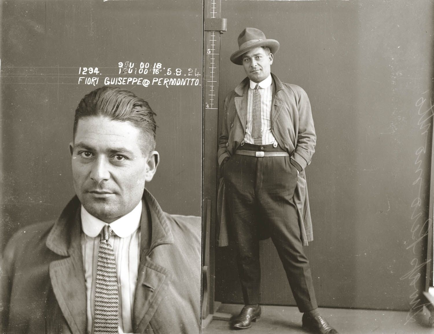 The vintage mugshots of shoplifters bank robbers and murderers from - These Mugshots Depict Wonderfully Dapper Australian Criminals From The The Photos Were Originally Taken By Photographers At The New South Wales Police