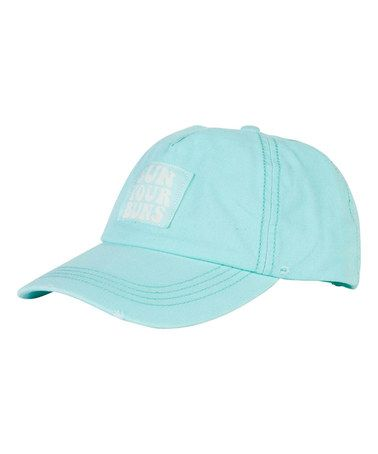 Love this Surf Blue Sun Your Buns Baseball Cap on  zulily!  zulilyfinds 5f085cc5adf