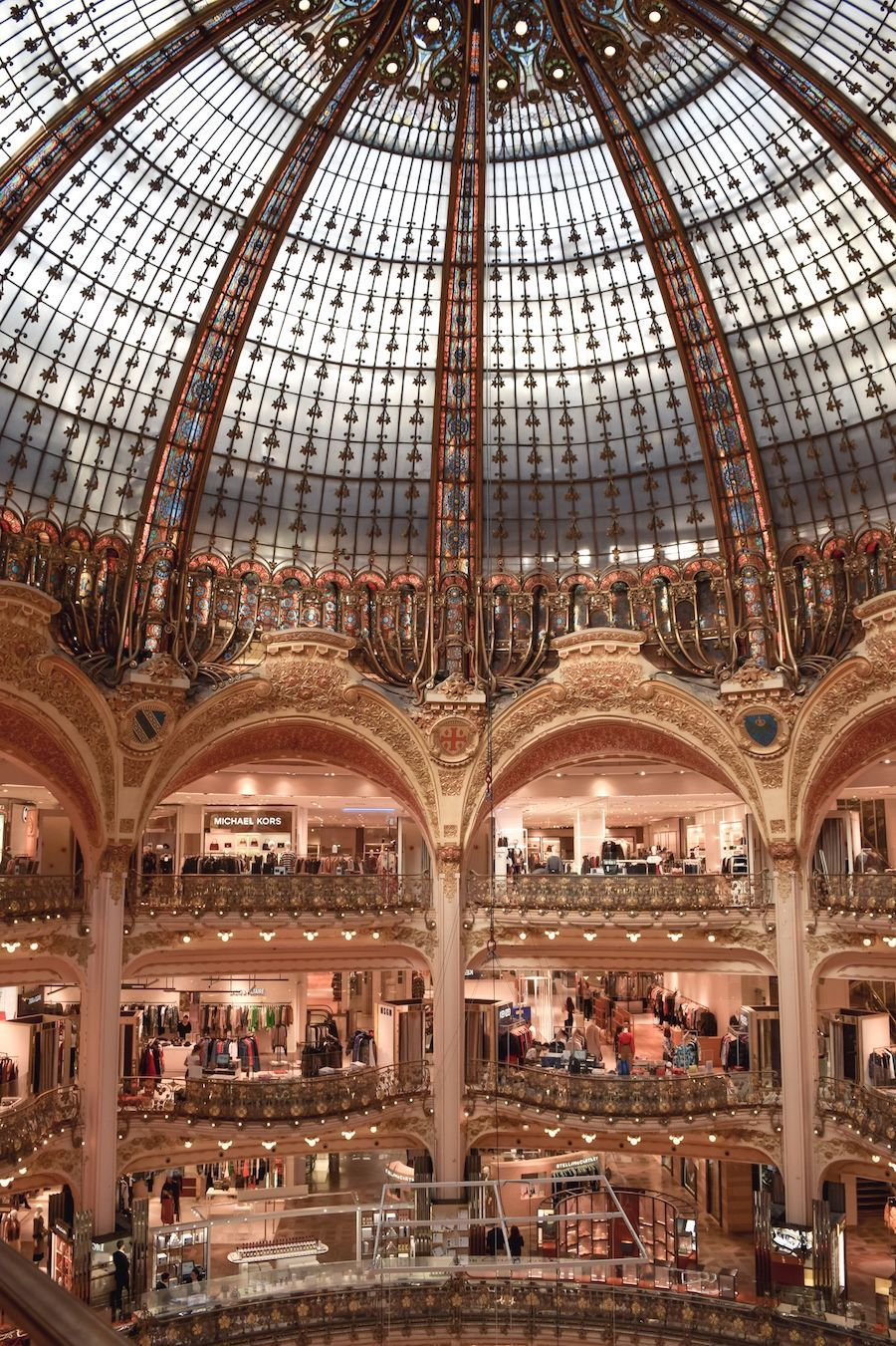 Galeries Lafayette Bonnes Adresses Paris To Celebrate Bastille Day I Have Rounded Up My Current Favourite Design Orientated Pla In 2020 Paris Travel Paris Travel