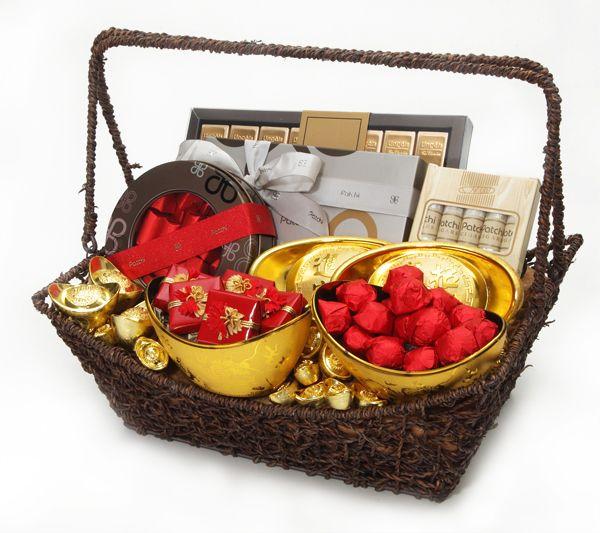 Chinese New Year Gift Baskets Singapore