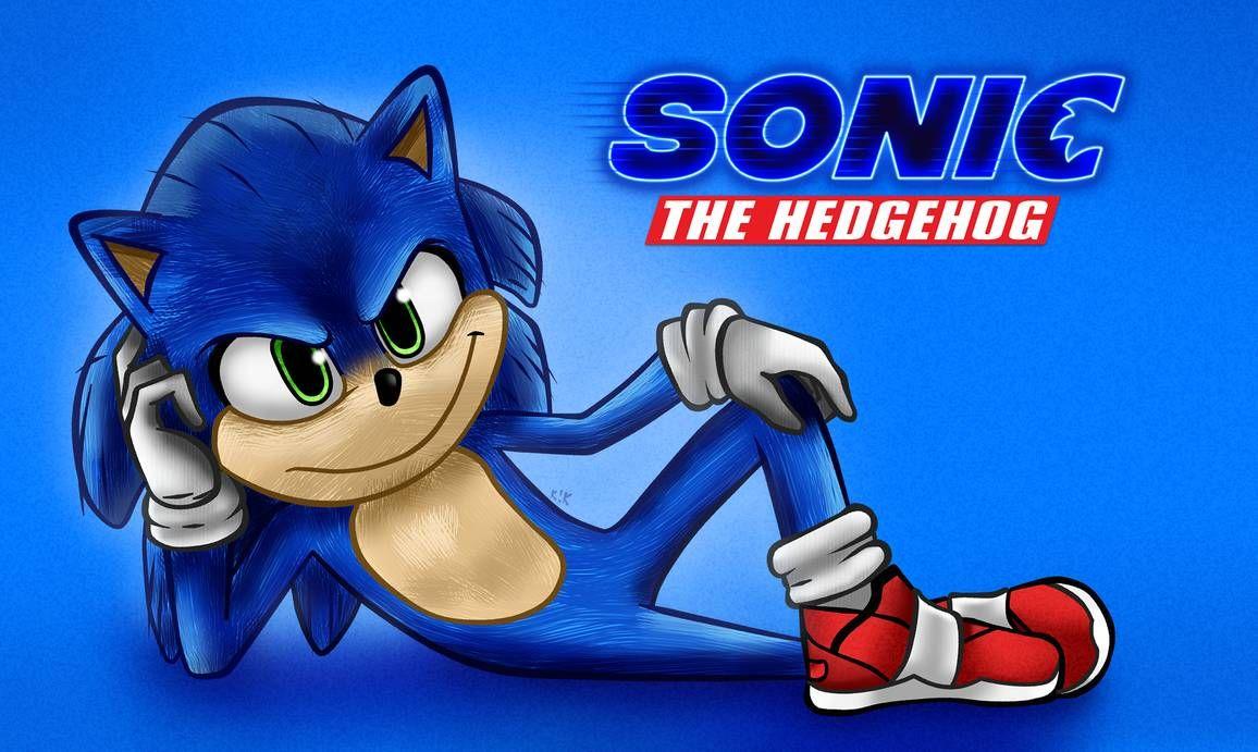 Sonic The Hedgehog The Movie Fan Art 2v2 By Theofficialrobertman On Deviantart In 2020 Sonic Sonic The Hedgehog Hedgehog Movie